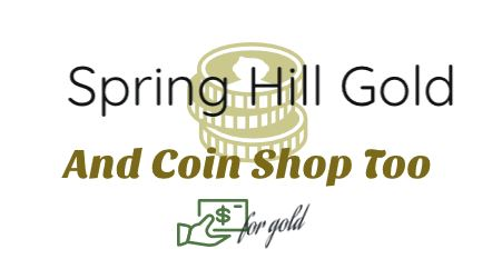 Wesley Chapel - We are your Spring Hill Gold & Coin Shop Too Serving Wesley Chapel, Lutz, Land O Lakes, Dade City, Zephryhills.