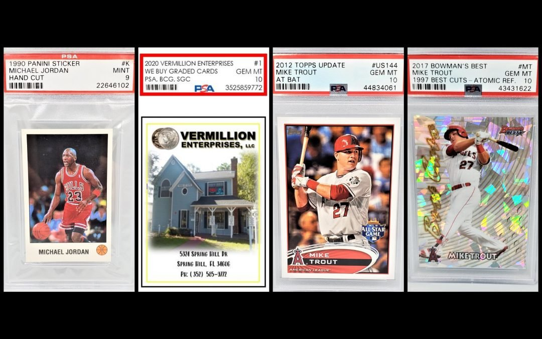 Wesley Chapel's Grading Guide: Sports Cards & Memorabilia